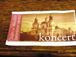 Czech Republic プラハのクリスマスと教会コンサート_e0195766_1535450.jpg