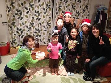 クリスマスは子供たちが主役です。_f0009169_7422830.jpg