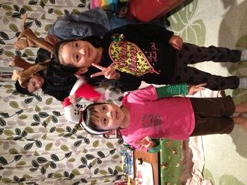 クリスマスは子供たちが主役です。_f0009169_7435348.jpg