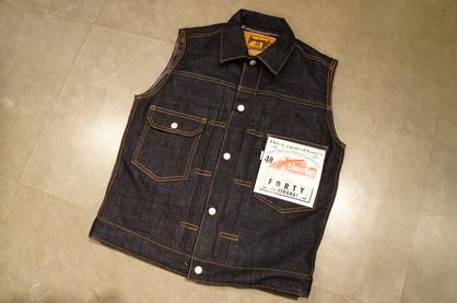 12/26(水)FORTY FINE CLOTHING 2012AWコレクション新作入荷!!!_f0228575_1513933.jpg
