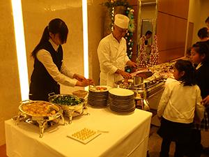 west53rdクリスマスイベント開催されました!_d0079577_10575513.jpg