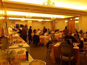 west53rdクリスマスイベント開催されました!_d0079577_10584156.jpg