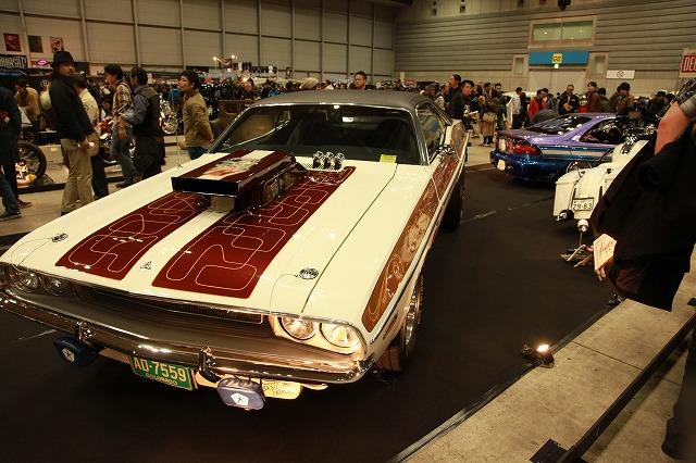 ホットロッドショー2012の中で… 車編_b0094681_0171345.jpg
