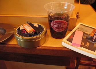 快晴の定休日。パイプたばこ買いに鹿児島中央駅へ_e0130185_211290.jpg
