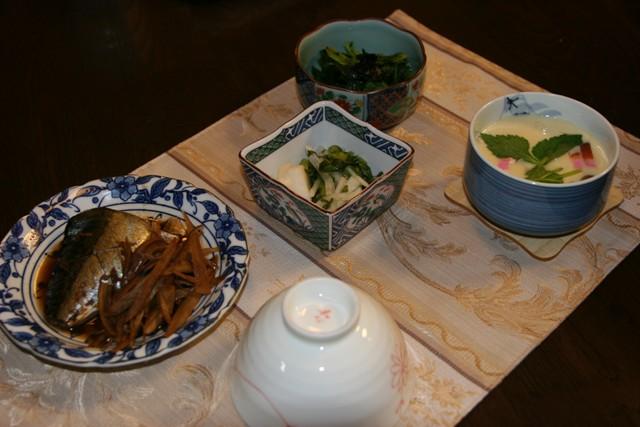 「小松菜の海苔あえ」_f0229190_21455746.jpg