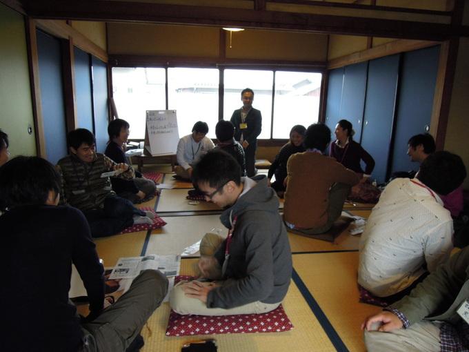 津屋崎で自主研究グループ交流会_f0048597_417964.jpg