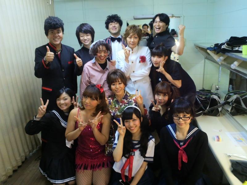 2012年の想い出〜初舞台「喝采」〜_a0114206_18181085.jpg