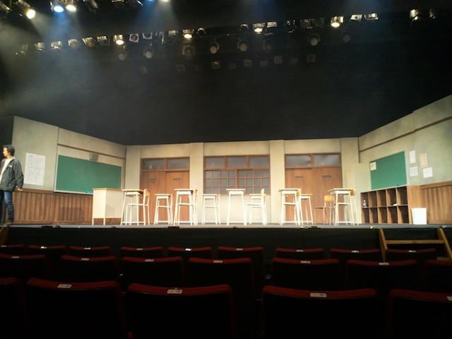 2012年の想い出〜初舞台「喝采」〜_a0114206_1839186.jpg