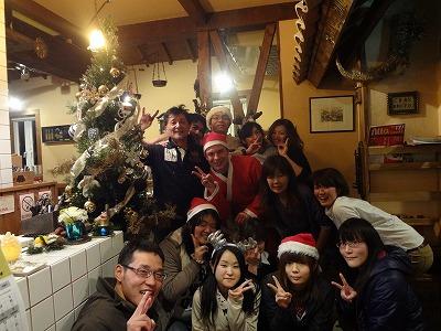 身内のクリスマスパーティー 【Chef's Report】_f0111415_0441560.jpg
