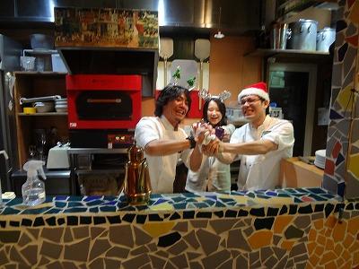 身内のクリスマスパーティー 【Chef's Report】_f0111415_046166.jpg