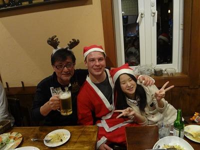身内のクリスマスパーティー 【Chef's Report】_f0111415_047107.jpg