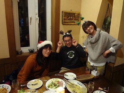 身内のクリスマスパーティー 【Chef's Report】_f0111415_0473375.jpg