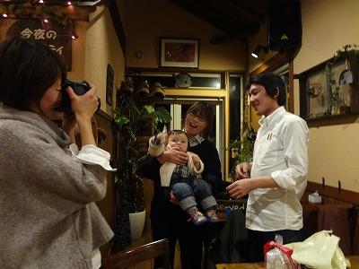 身内のクリスマスパーティー 【Chef's Report】_f0111415_0474870.jpg