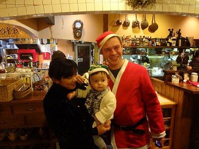 身内のクリスマスパーティー 【Chef's Report】_f0111415_0475736.jpg