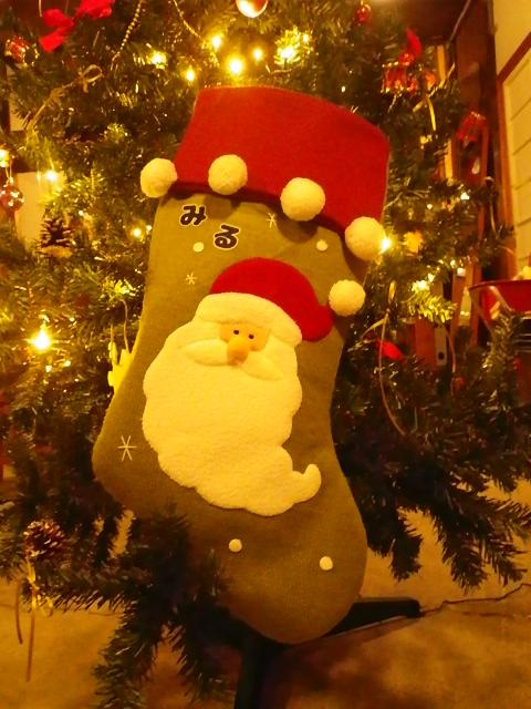 ☆クリスマスプレゼント☆_b0207642_22483372.jpg