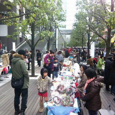 MOTTAINAIフリーマーケット開催報告@秋葉原・池袋_e0105047_1151363.jpg