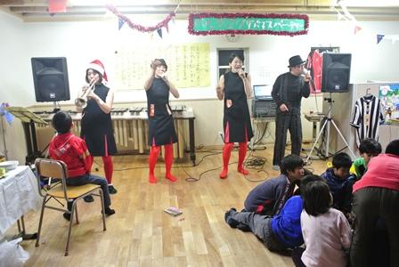クリスマスパーティーレポ最終回_a0239665_16331235.jpg