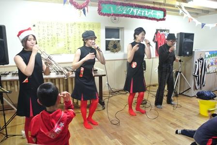 クリスマスパーティーレポ最終回_a0239665_16335017.jpg