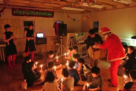 クリスマスパーティーレポ最終回_a0239665_16365533.jpg