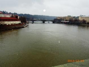 Czech Republic プラハの風景とKolonadaのカフェ_e0195766_143164.jpg