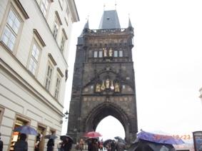 Czech Republic プラハの風景とKolonadaのカフェ_e0195766_152343.jpg