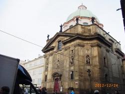 Czech Republic モルダウと聖ミクラーシュ教会_e0195766_2258122.jpg