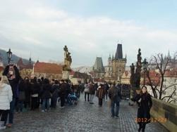 Czech Republic モルダウと聖ミクラーシュ教会_e0195766_22592675.jpg