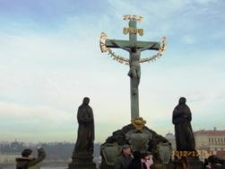 Czech Republic モルダウと聖ミクラーシュ教会_e0195766_22593877.jpg