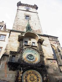 Czech Republic モルダウと聖ミクラーシュ教会_e0195766_2345066.jpg