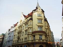 Czech Republic モルダウと聖ミクラーシュ教会_e0195766_2375815.jpg