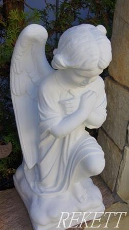天使のガーデンオブジェ~_f0029571_8172874.jpg