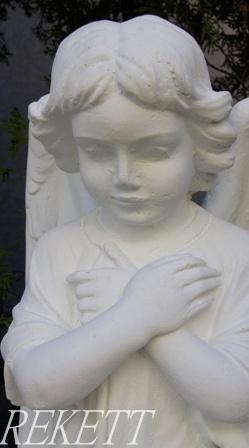 天使のガーデンオブジェ~_f0029571_8543177.jpg