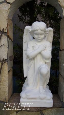 天使のガーデンオブジェ~_f0029571_856592.jpg