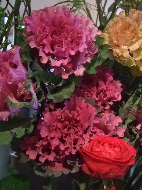 オークリーフ(お正月の花たち)_f0049672_10321466.jpg