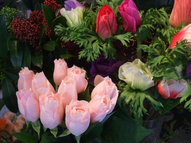 オークリーフ(お正月の花たち)_f0049672_10335342.jpg