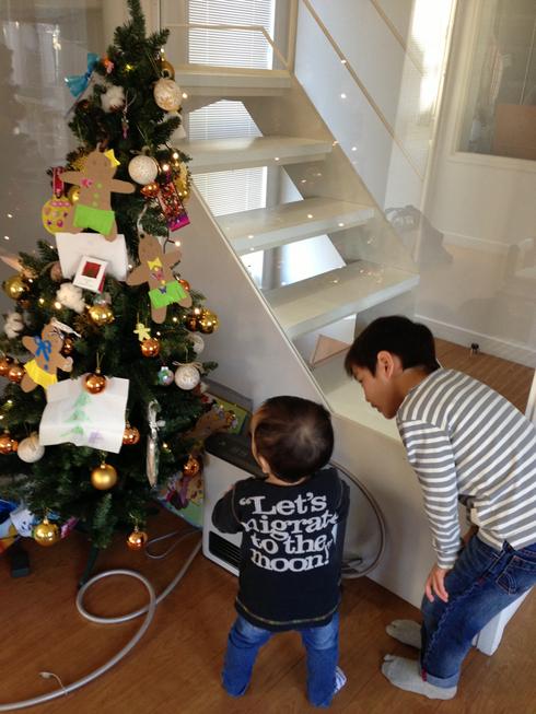 Christmas Lunch♡_b0195783_14201732.jpg