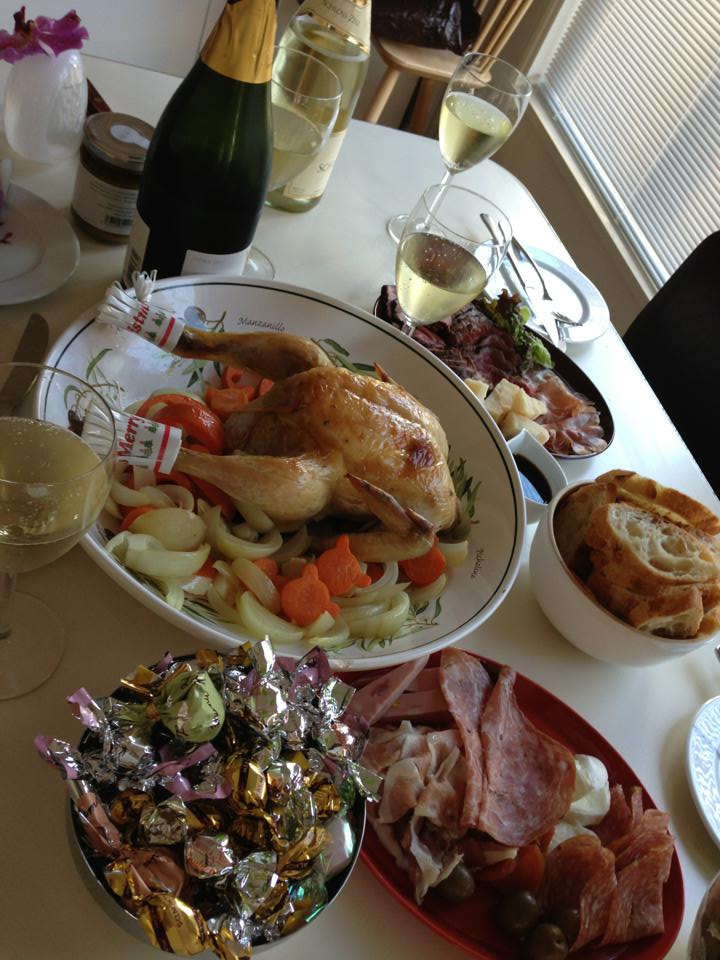 Christmas Lunch♡_b0195783_9412949.jpg