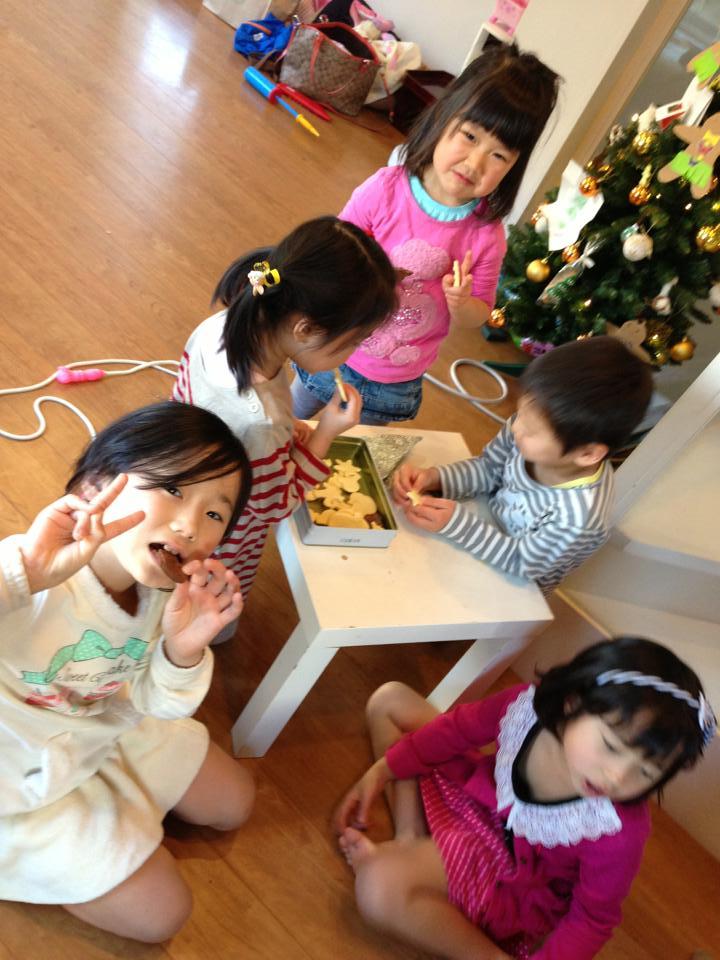 Christmas Lunch♡_b0195783_942367.jpg