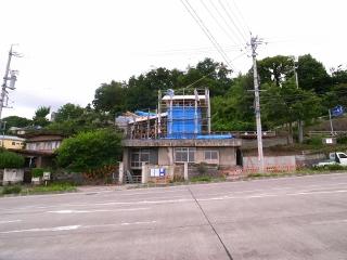 横山城下の舎竣工_c0177705_12561231.jpg