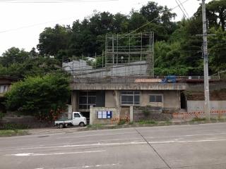 横山城下の舎竣工_c0177705_12562518.jpg