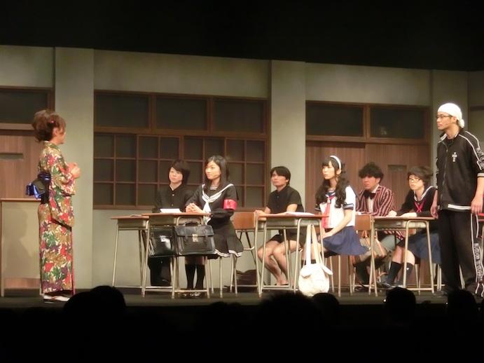 2012年の想い出〜初舞台「喝采」〜_a0114206_1616642.jpg
