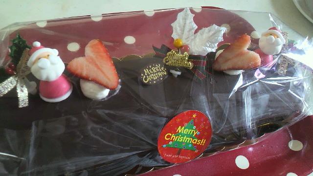 たっくさんのクリスマスケーキ♪♪_a0113430_16571298.jpg