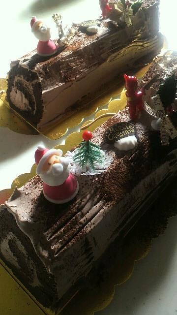 たっくさんのクリスマスケーキ♪♪_a0113430_16582543.jpg