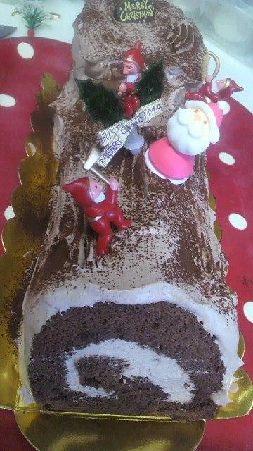 たっくさんのクリスマスケーキ♪♪_a0113430_1658369.jpg