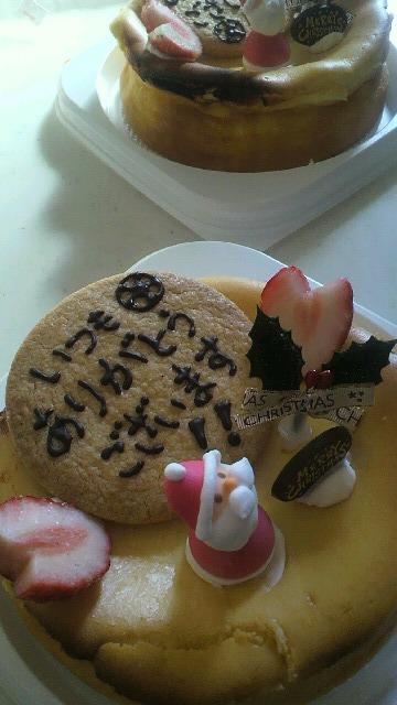 たっくさんのクリスマスケーキ♪♪_a0113430_1658595.jpg