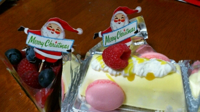 Merry Christmas♪_a0153945_13105784.jpg