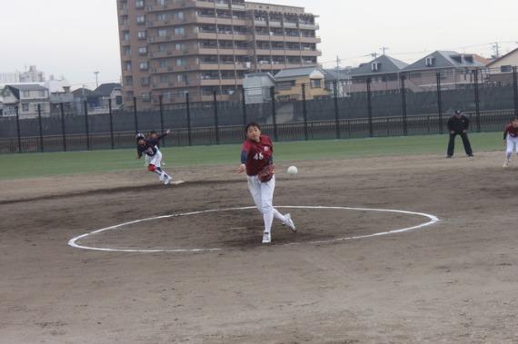 東京フレンドシップ大会 栃木選抜Bチーム 投手陣_b0249247_1650582.jpg