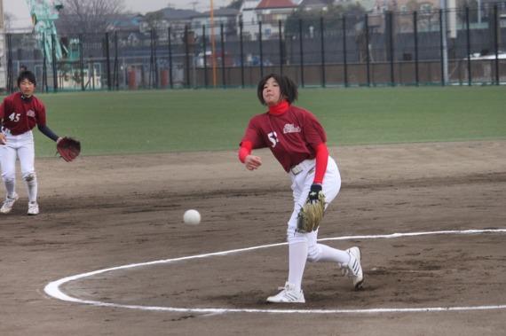 東京フレンドシップ大会 栃木選抜Bチーム 投手陣_b0249247_1752333.jpg