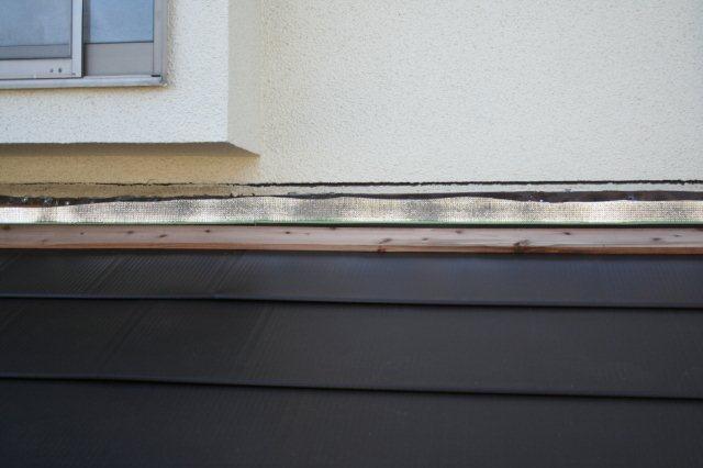 屋根の葺き替えが完了しました(多摩市)_e0207151_1146748.jpg