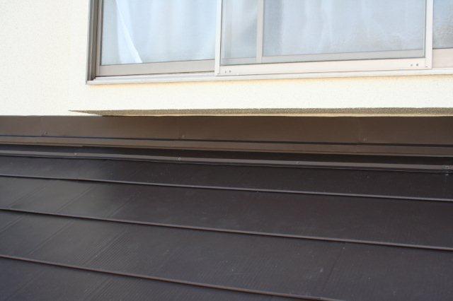 屋根の葺き替えが完了しました(多摩市)_e0207151_1147451.jpg